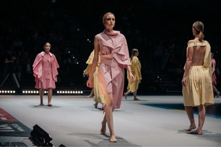 Modenschau der Fachhochschule für Modedesign - Azubi-Blog ...